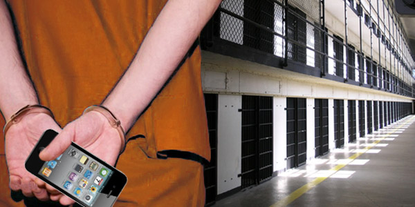 Image for Cell phones should be allowed in prisons