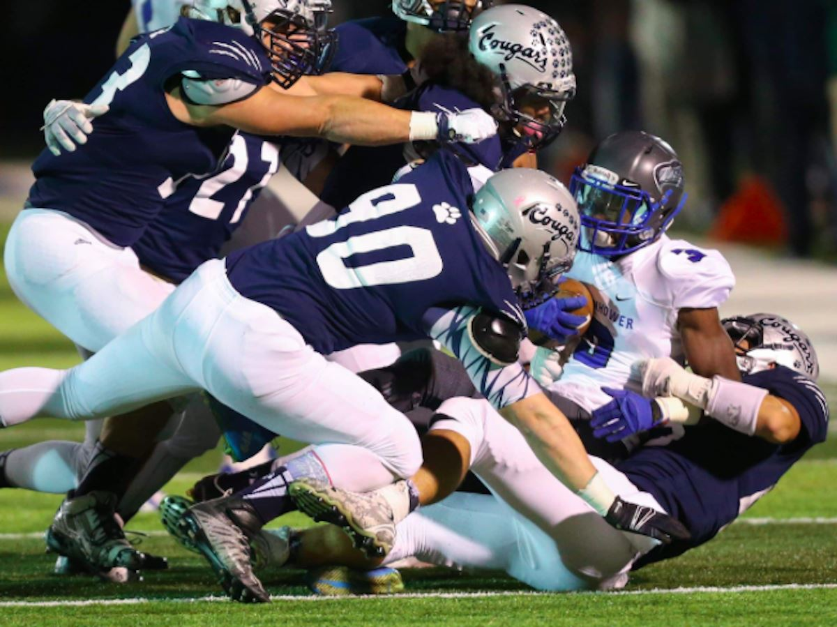 Image for High school tackle-football does more harm than good